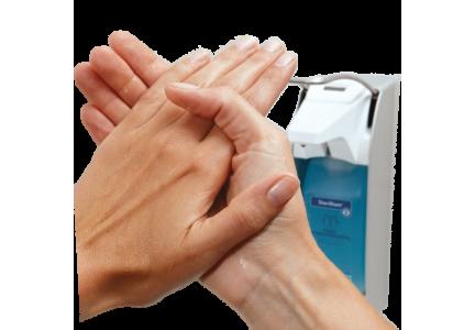 Händedesinfektion