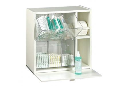 Injektions- und Verbandmittelspender