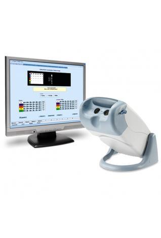 PC-Sehtestgerät TITMUS V3 PC inkl. Rollenkoffer