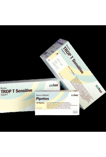 Troponin Test TROP-T sensitive Roche