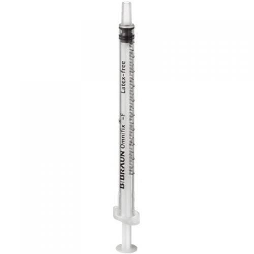 Einmalspritze Omnifix® F Solo Tuberkulin / Heparin 1ml