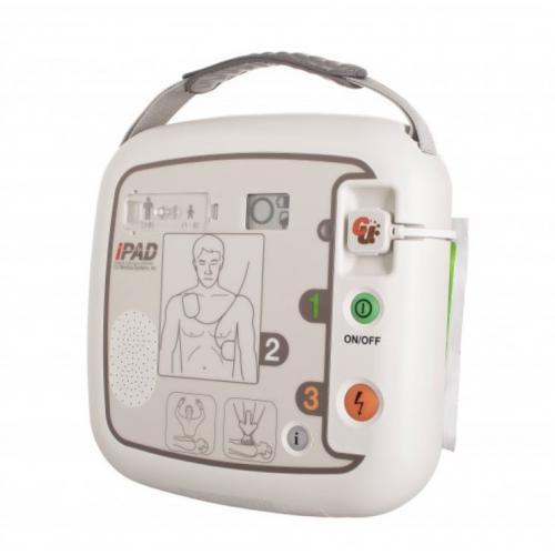 "Defibrillator iPAD CU SP1 AED ""SEMI"" halbautomatisch"