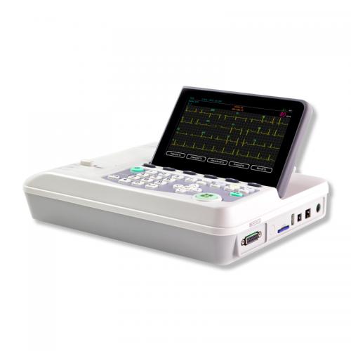 3 Kanal-EKG Gerät CARDIO E3 mit GDT Schnittstelle