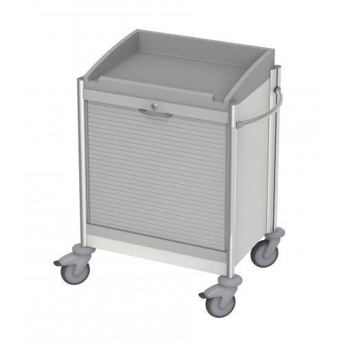 Behandlungswagen keo ISO-Modulwagen III mit Rollladen