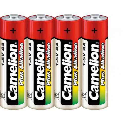 Camelion Plus Alkaline Batterien Typ LR 06 Mignon