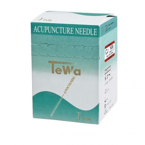 TeWa Akupunktur-Nadel CJ-Type Akupunkturnadeln von asiamed 100 Stück