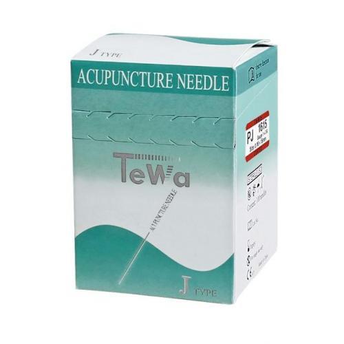 TeWa Akupunktur-Nadeln PJ-Type von asiamed (100 Stck)