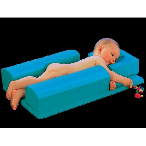 Säuglingslagerungshilfe Sonographie