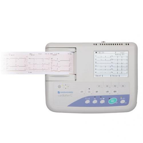 Cardiofax C ECG-2150 3-Kanal-EKG-Gerät mit Vermessung und Interpretation