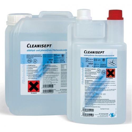Cleanisept Konzentrat zur Flächendesinfektion und Reinigung