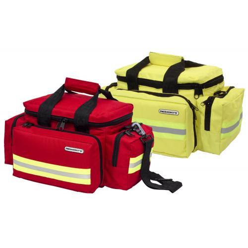 Notfalltasche LIGHT BAG rot, blau, gelb