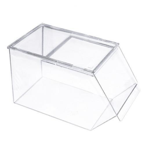 Entnahme-Box glasklar