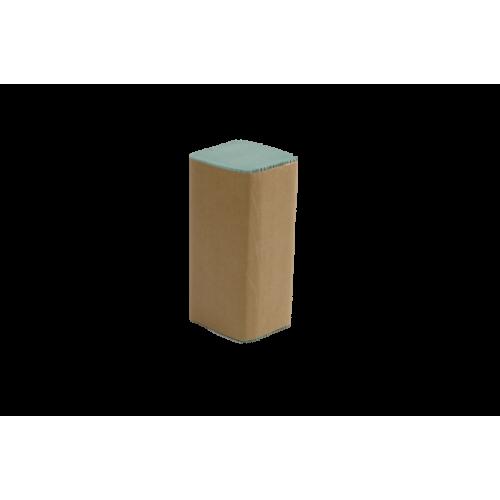 Papier-Handtücher grün 1-lag. 25 x 23 cm
