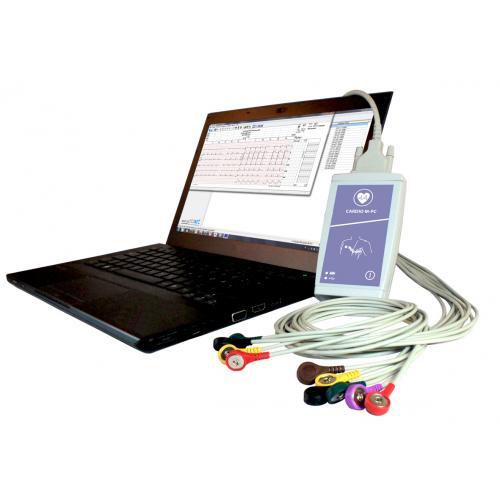 PC-EKG Cardio M-PC USB 12-Kanal Ruhe-EKG