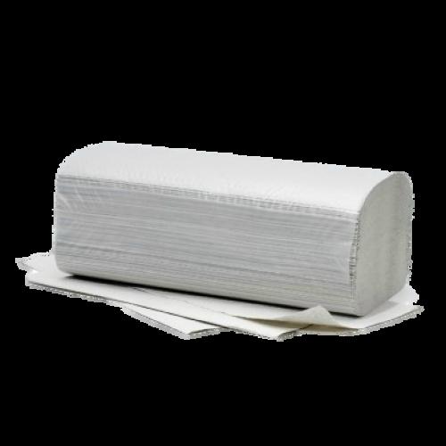 Papierhandtücher 1-lag. Fripa Plus natur 25 cm x 23 cm (5000 Tücher)