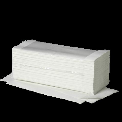 Papierhandtücher 1- lag. Fripa Ideal 25 cm x 23 cm (5000 Tücher)
