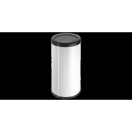 Großraum-Abfallbox Hailo BigBin Swing 45 weiß