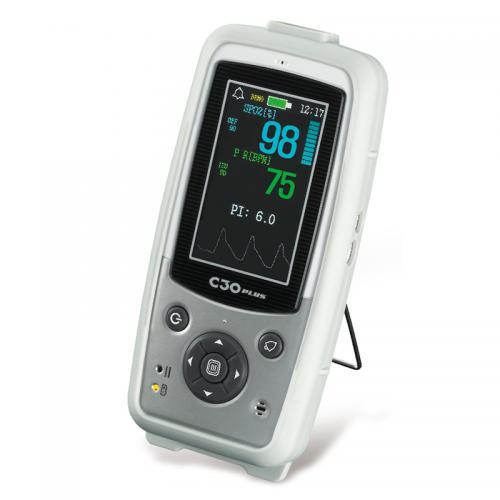 Handpulsoximeter Palmcare PRO von Medical Econet