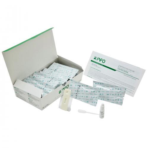 Hepatitis B INFO HBsAg Schnelltests (20 Stck)