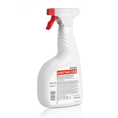 Incidin Foam Flächenschnelldesinfektion 750 ml