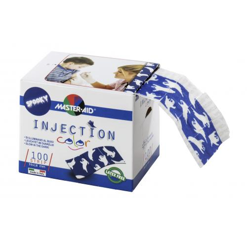 Kinderpflaster Injektionspflaster SPOOKY (100 Stck)