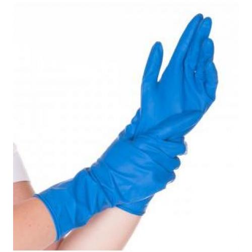 Latexhandschuhe HIGH RISK puderfrei (50 Stck)