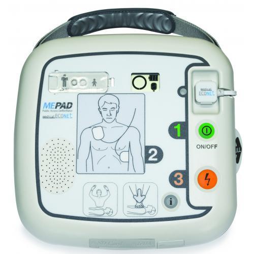 Defibrillator ME PAD halbautomatisch