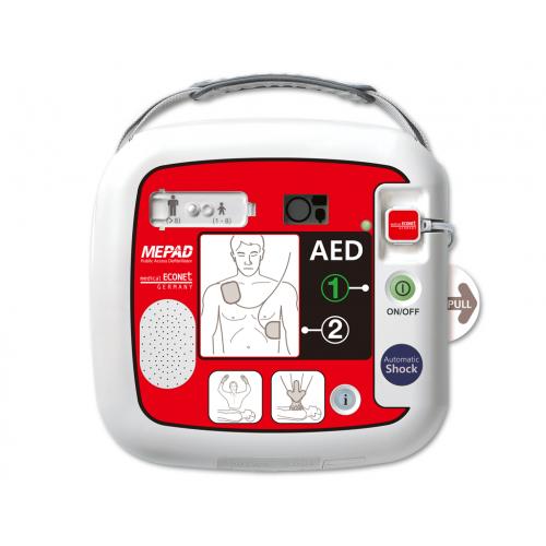 Defibrillator ME PAD vollautomatisch