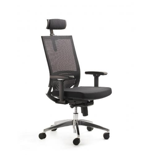 Bürodrehstuhl Chefsessel MY OPTIMAX