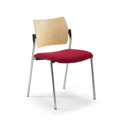 Stuhl CHOICE Sitz gepolstert