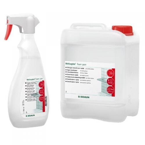 Meliseptol Foam pure 750 ml Schaumflasche inkl Sprühkopf