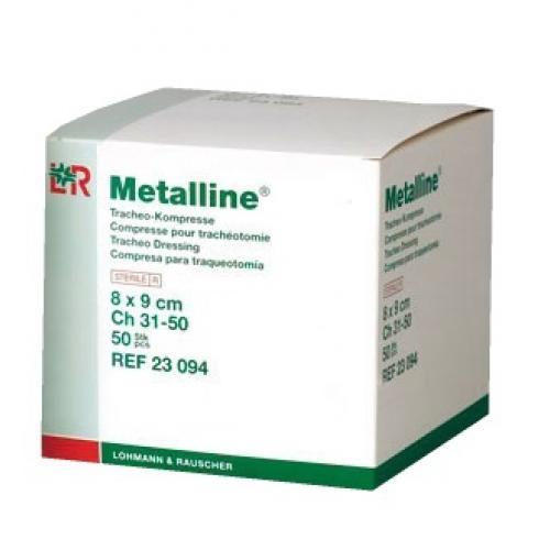 Metalline Tracheo-Kompresse steril (50 Stck)