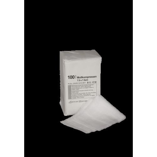 miro-mullkompresse unsteril (100 Stck)