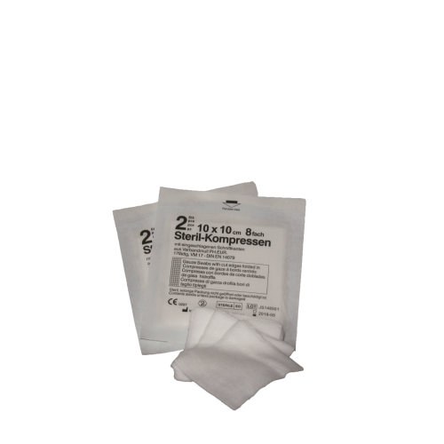 miro Mullkompressen steril (25 x 2 Stck)