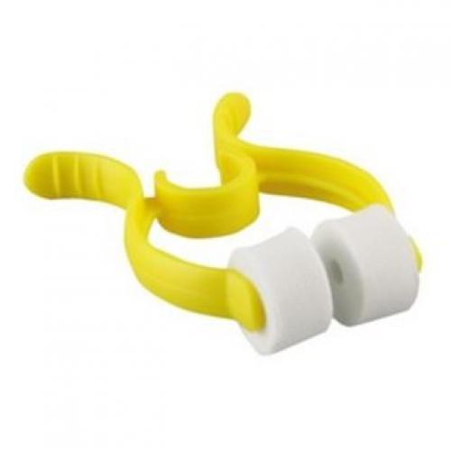 Spirometer Nasenklemme gelb