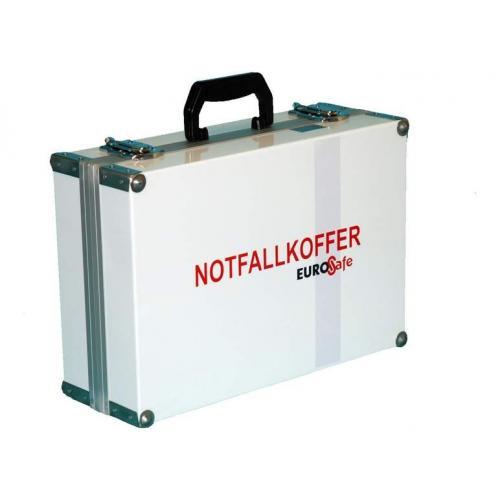 Notfallkoffer EuroSafe Kinder leer / gefüllt
