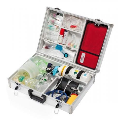 Notfallkoffer EuroSafe I leer oder gefüllt