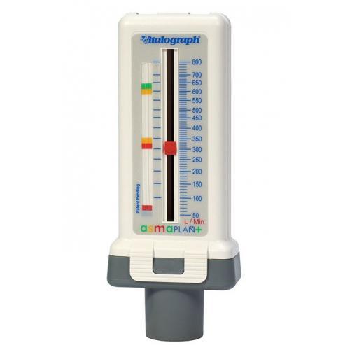 Peak Flow Meter asmaPLAN+ für Erwachsene und Kinder
