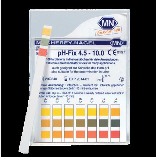 pH-Indikatorstäbchen pH-Fix von Machery Nagel