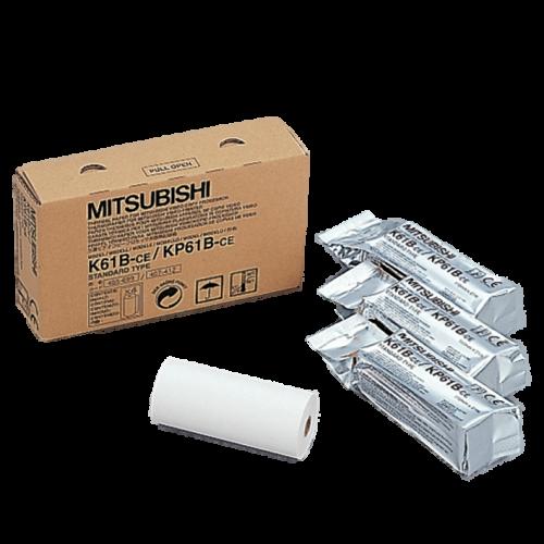 Printerpapier für Mitsubishi K 61 B (4 Stck)