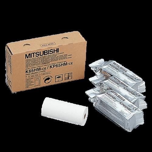 Printerpapier für Mitsubishi KP-65 HM / KP-65HM