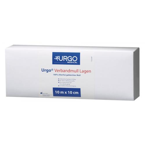 Urgo Verbandmull 10 cm x 10 m