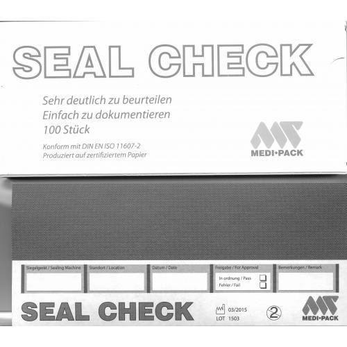 Seal Check Indikatortest  (100 Stck)
