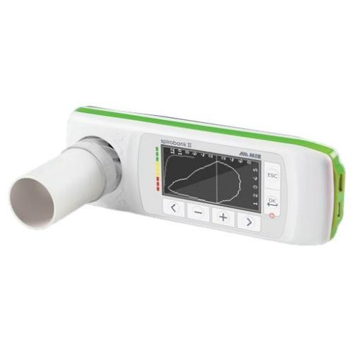 Spirometer Spirobank II Basic von MIR