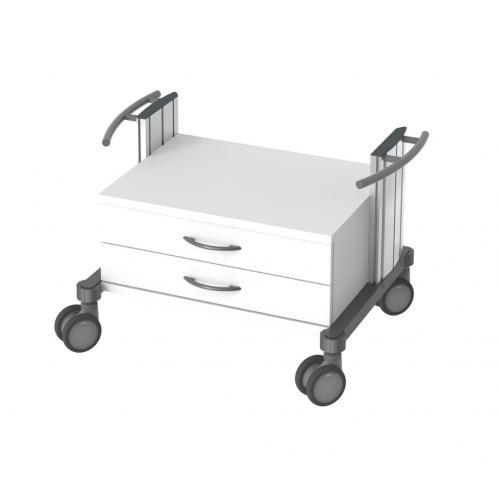 Unterfahrwagen Swigo 60 mit zwei Schubladen