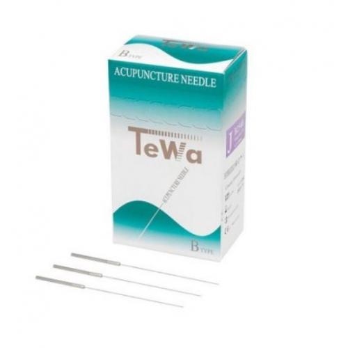 TeWa CB-Type Akupunkturnadeln unbeschichtet von asiamed 100 (Stck)