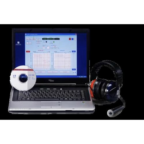 Ton-Audiometer zum Anschluss mit Software CAS 1001K