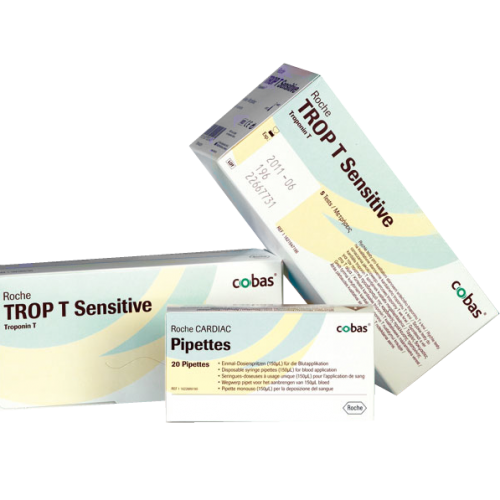 Troponin Test TROP-T sensitive Roche