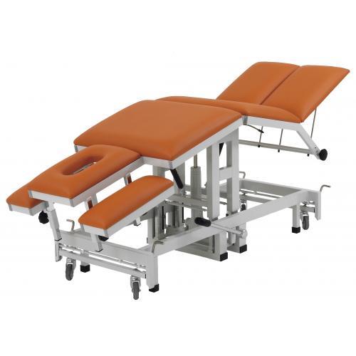 Universal-Therapieliege AGA-THERA Höhenverstellung per Handkurbel