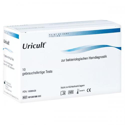 Uricult und Uricult Plus Uricult und Uricult Plus (10 Stck)